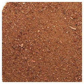 Musgo, líquenes, plantas.: Polvo rojo 80 gr para belén