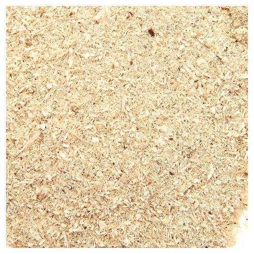Pó imitação areia 80 g presépio 1