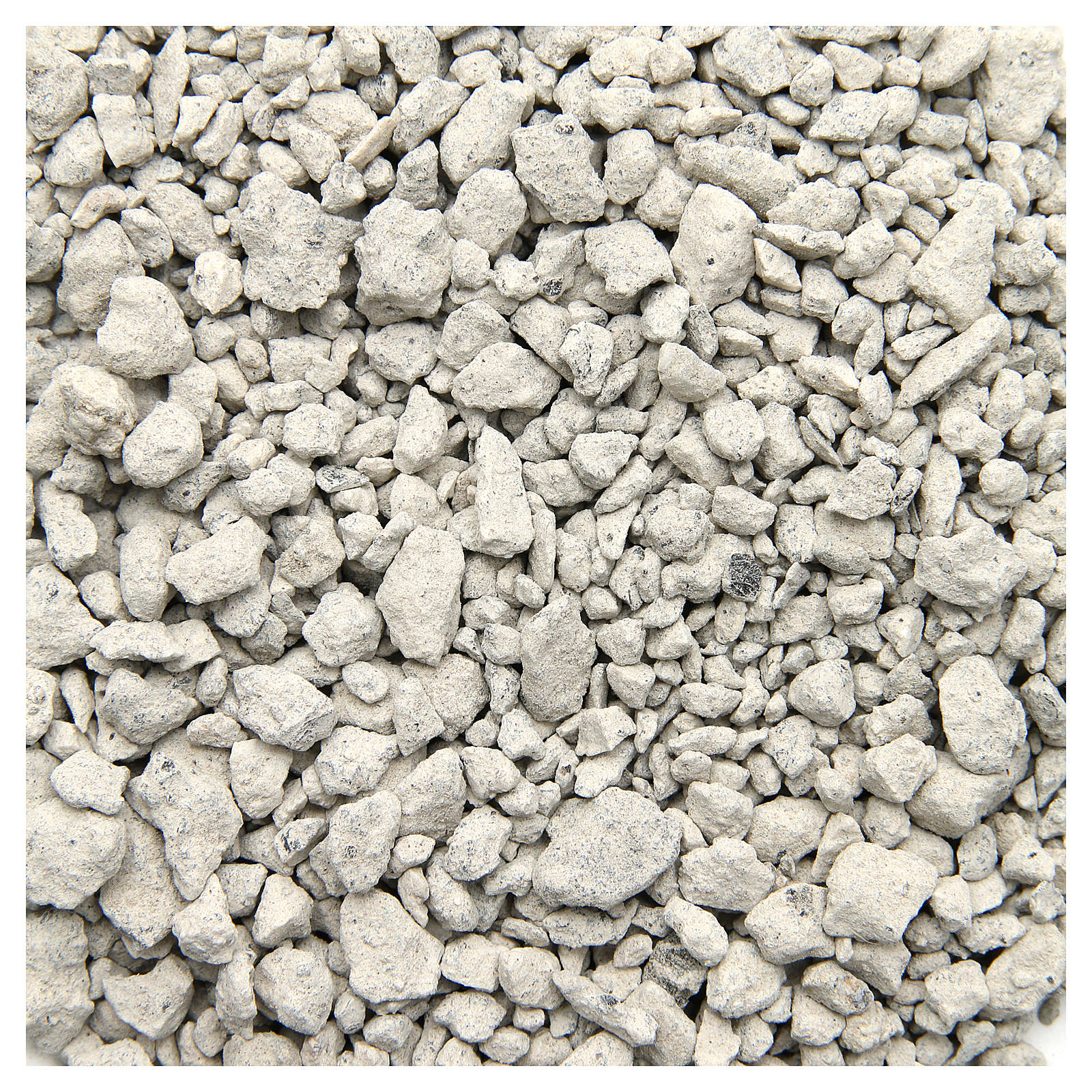 White pebbles for nativities, 500gr 4