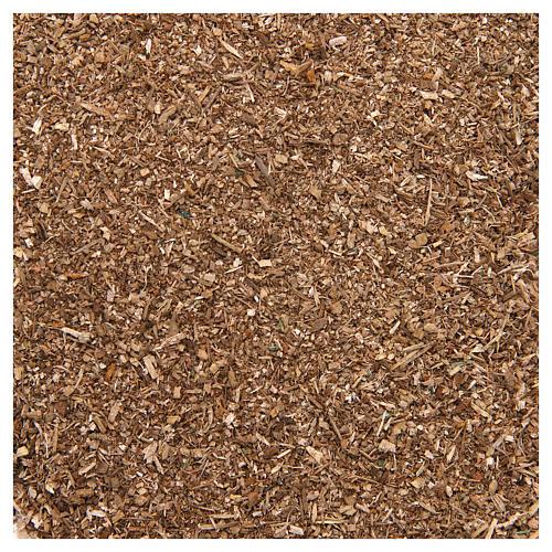 Polvere marrone 80 gr per presepe 1