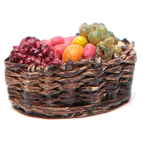 Cesto Di Frutta Presepe Napoletano 4x2 5 Vendita Online Su Holyart