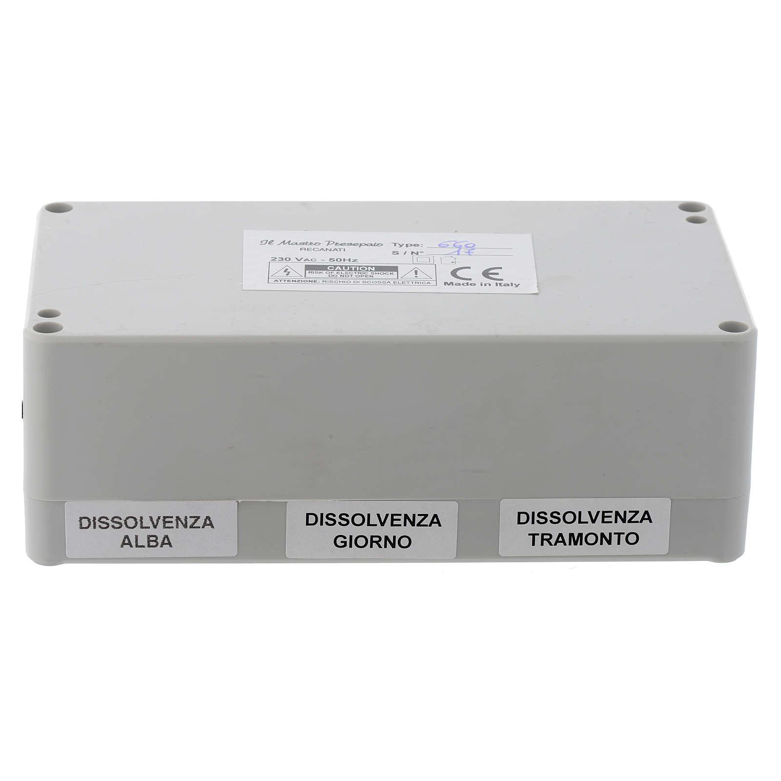 Centralina Maestro 1000W 4+2 4