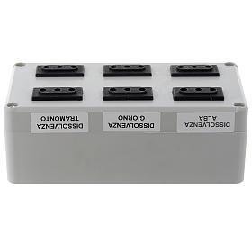 Centralina Maestro 1000W 4+2 s4