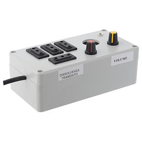 Mastro Music electric box 200W 4 phases s2