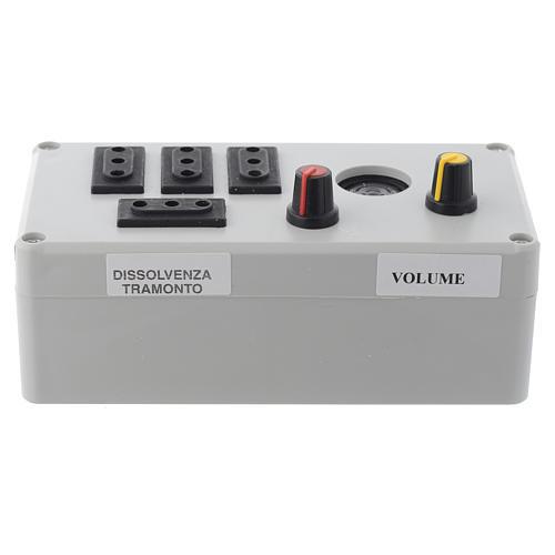 Mastro Music electric box 200W 4 phases 1