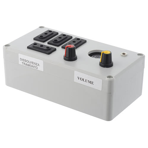 Mastro Music electric box 200W 4 phases 3