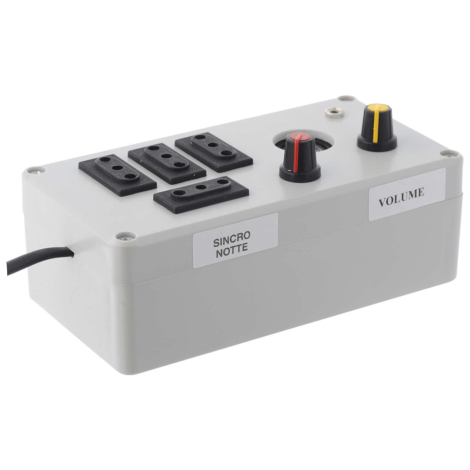 Mastro Music 2+2 200W electric box 4