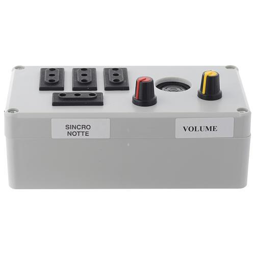 Mastro Music 2+2 200W electric box 1