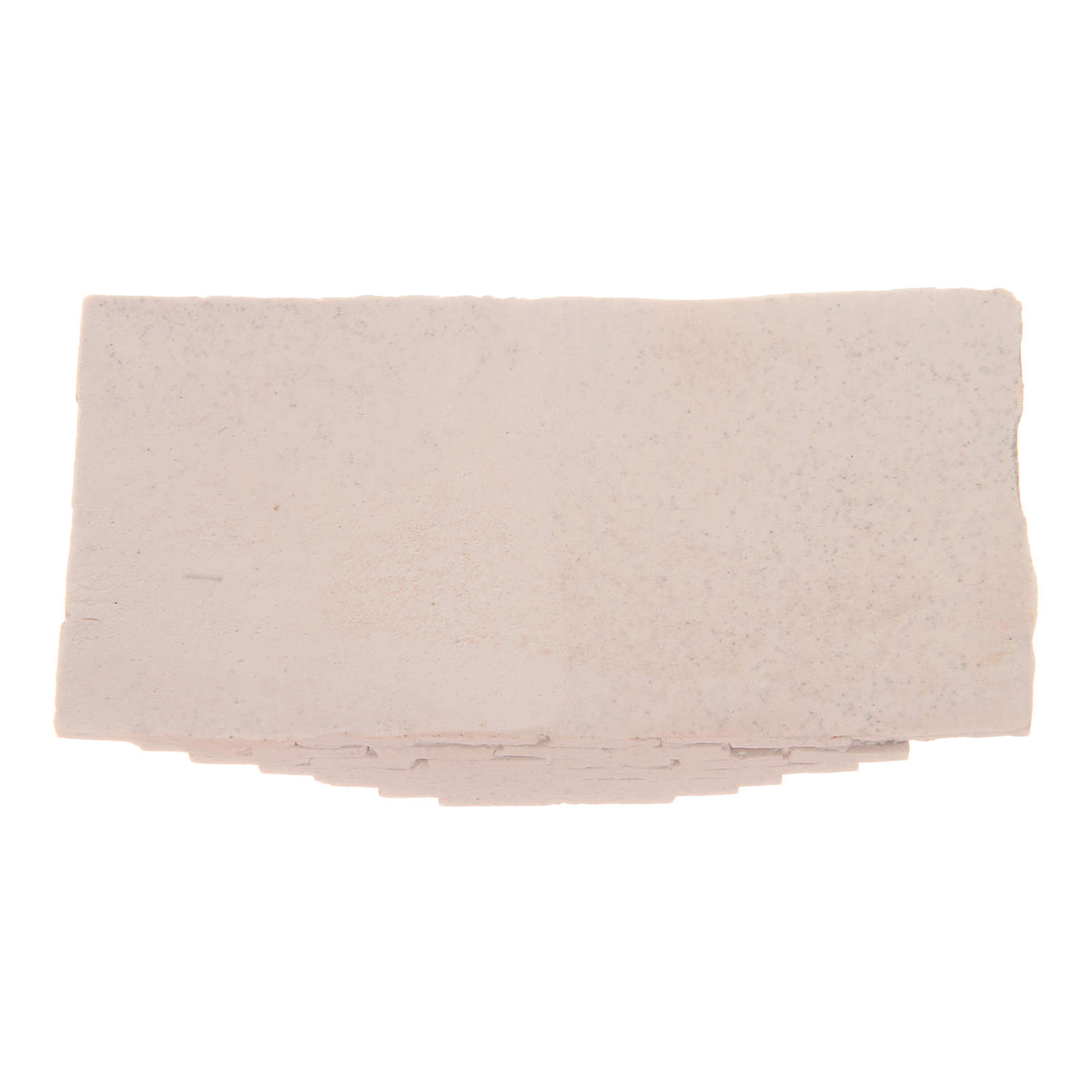 Scalinata su 3 lati in resina 4