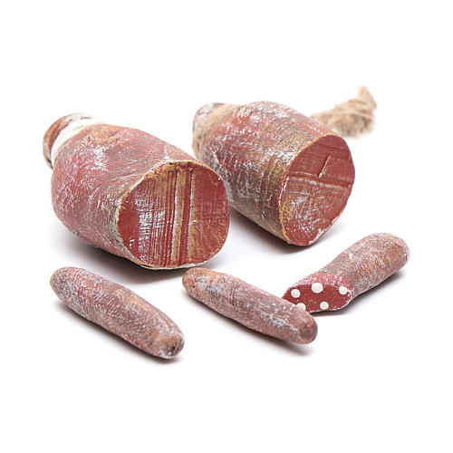 Ham and sausages 5 pcs 1