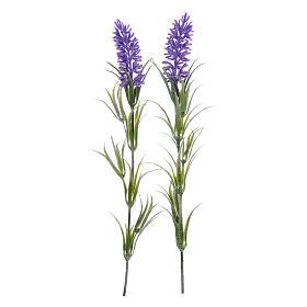 Kwiaty lawendy do szopki s2