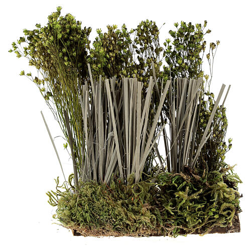 Arbusto para presépio 19x9x6 cm 3