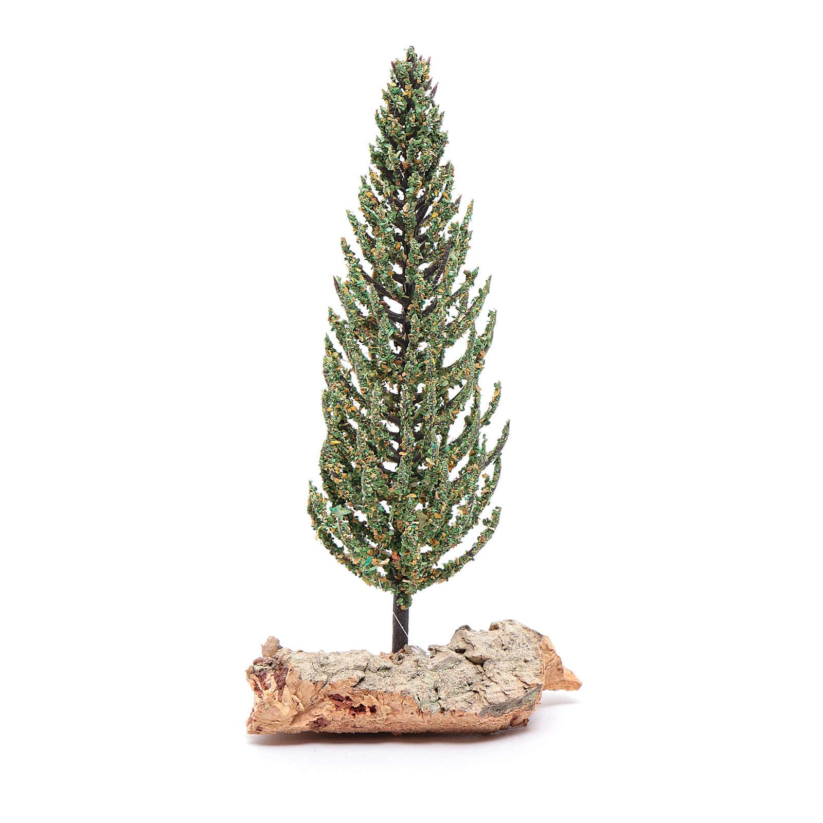 Nativity scene cypress 12 cm 4