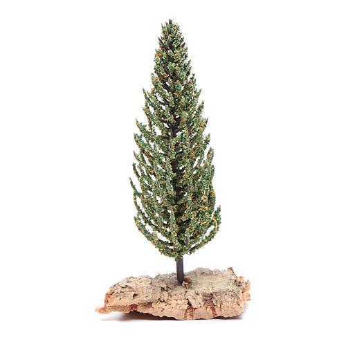 Nativity scene cypress 12 cm 1