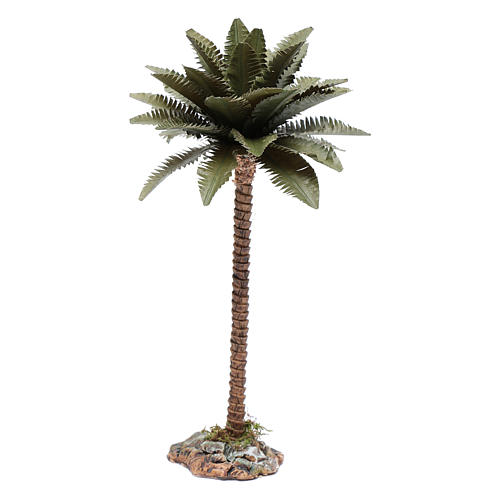 Nativity scene palm 20 cm 1