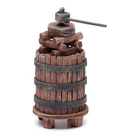 Torchio per vino 11,5 cm s1
