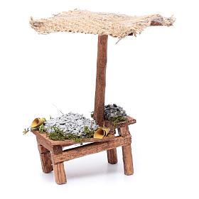 Banchetto con pesciolini 15x5x10 cm s3