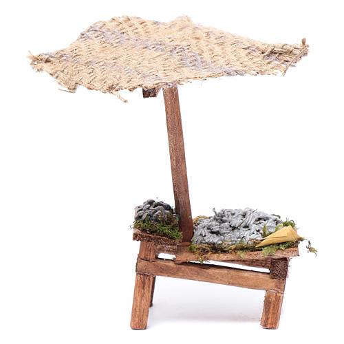Banchetto con pesciolini 15x5x10 cm 1