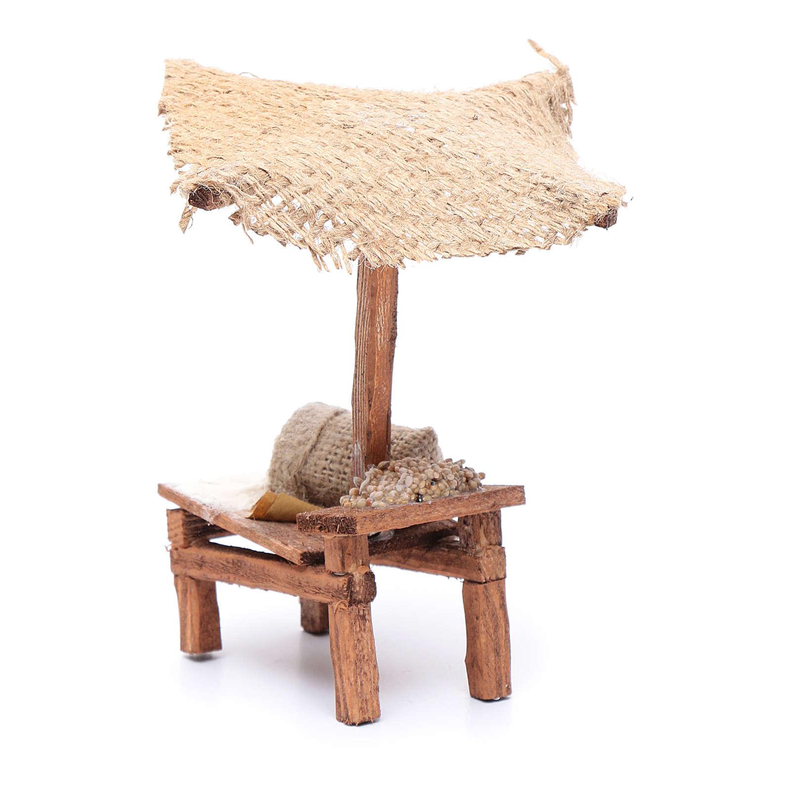 Banchetto con farina 15x5x10 cm 4