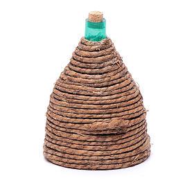 Damigiana cono per presepe 8,5 cm s2