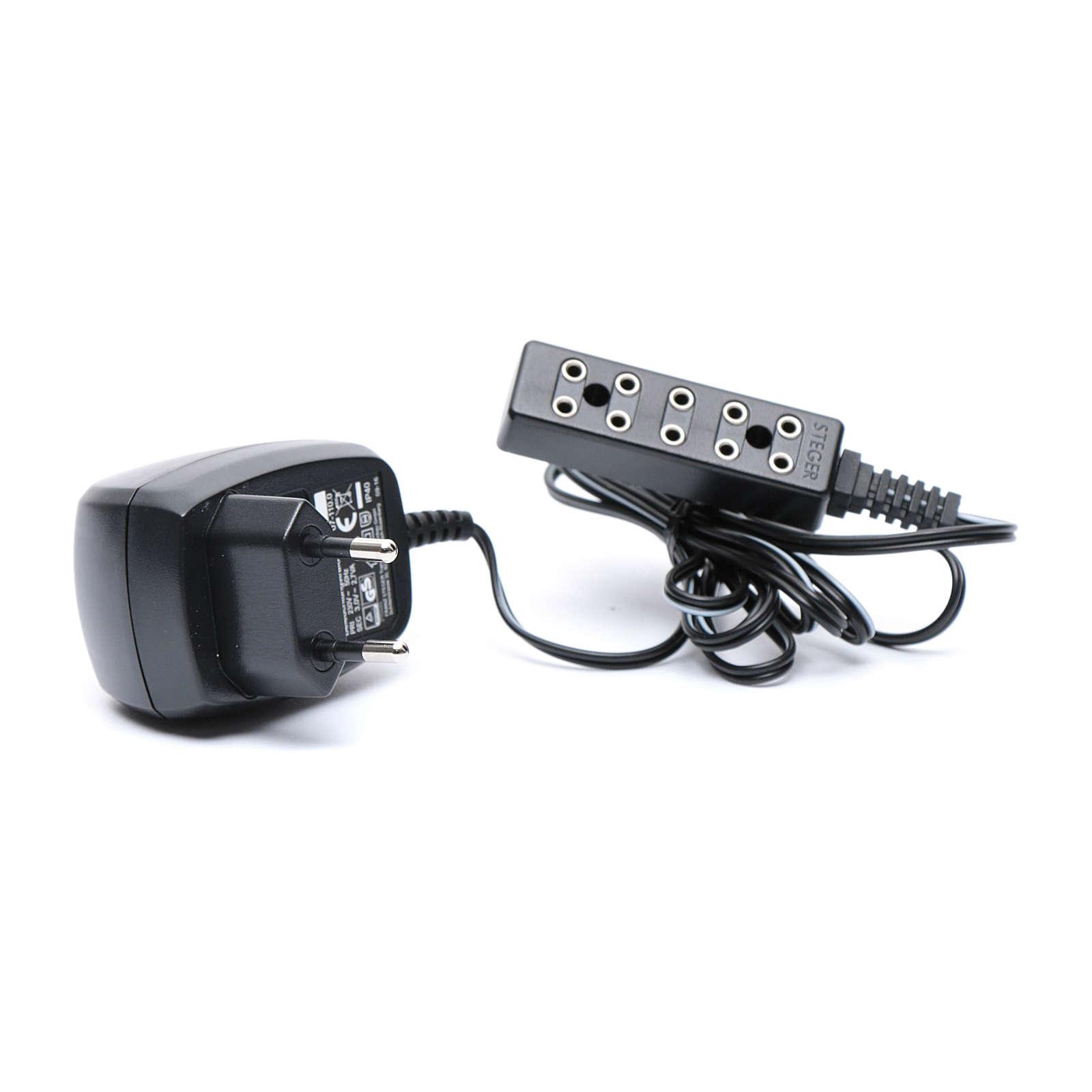 Transformador para luces de los belenes 4