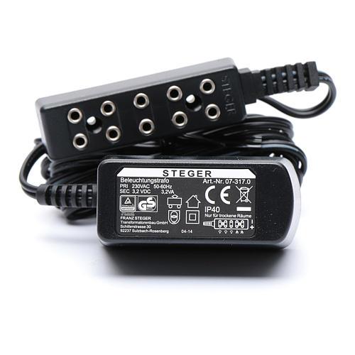Trasformatore per illuminazione 230V - 3,2V 2