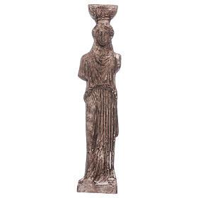 Greek goddess in resin 15 cm s1