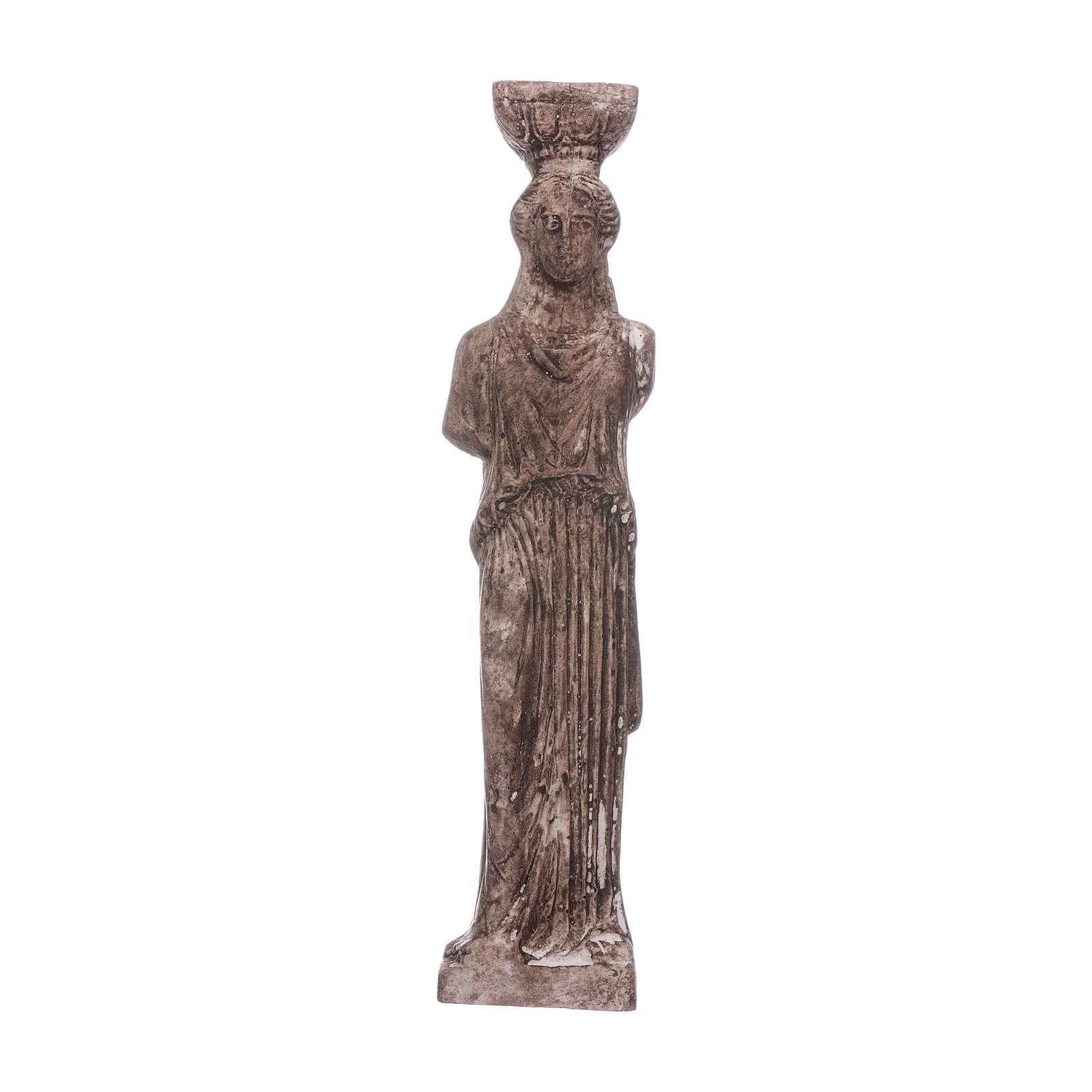Diosa griega de resina 15 cm 4