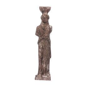Dea greca in resina 15 cm s1