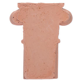 Semi-capitel de terracota s2