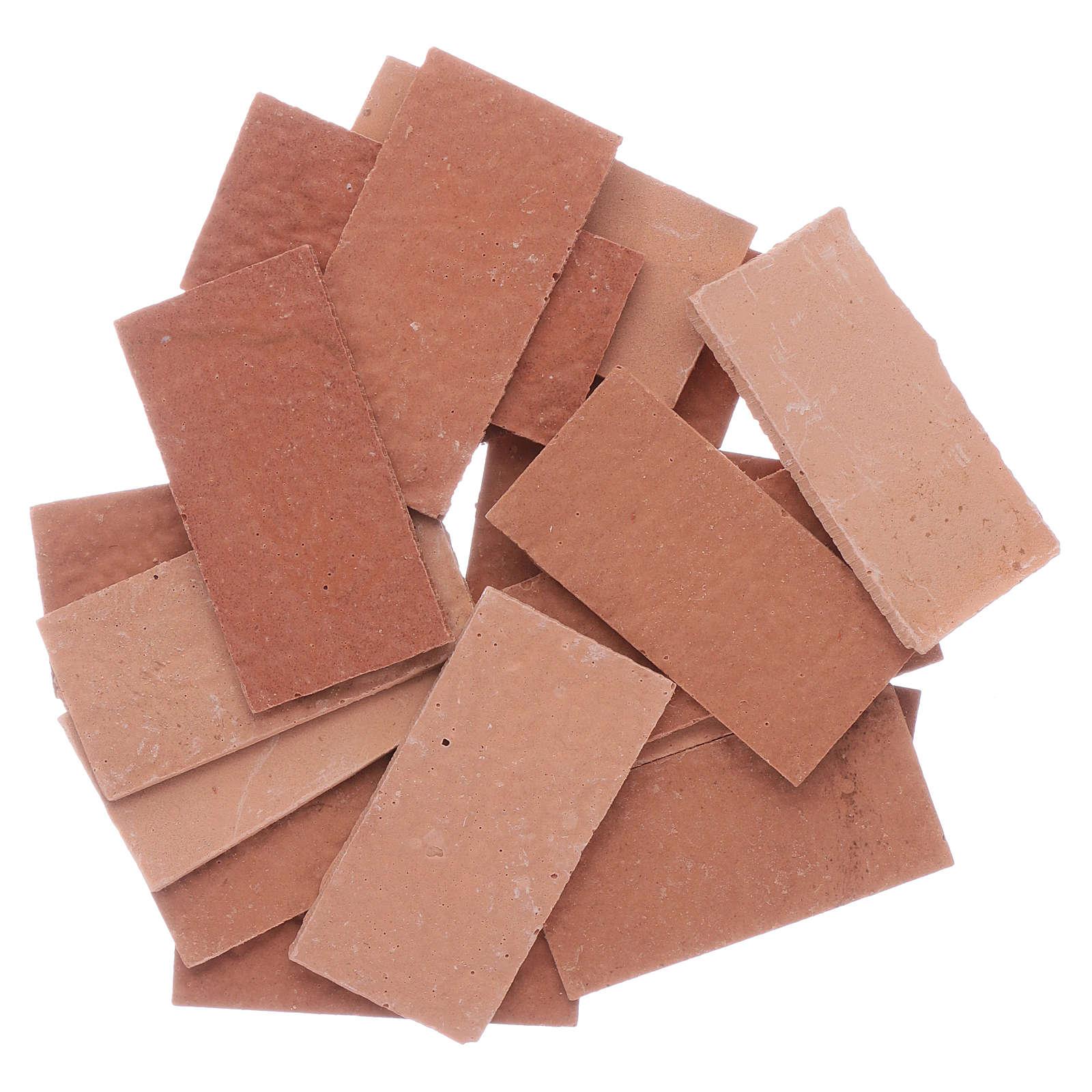 Piastrelle resina set 20 pezzi - 35x20 mm 4