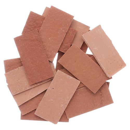 Piastrelle resina set 20 pezzi - 35x20 mm 1