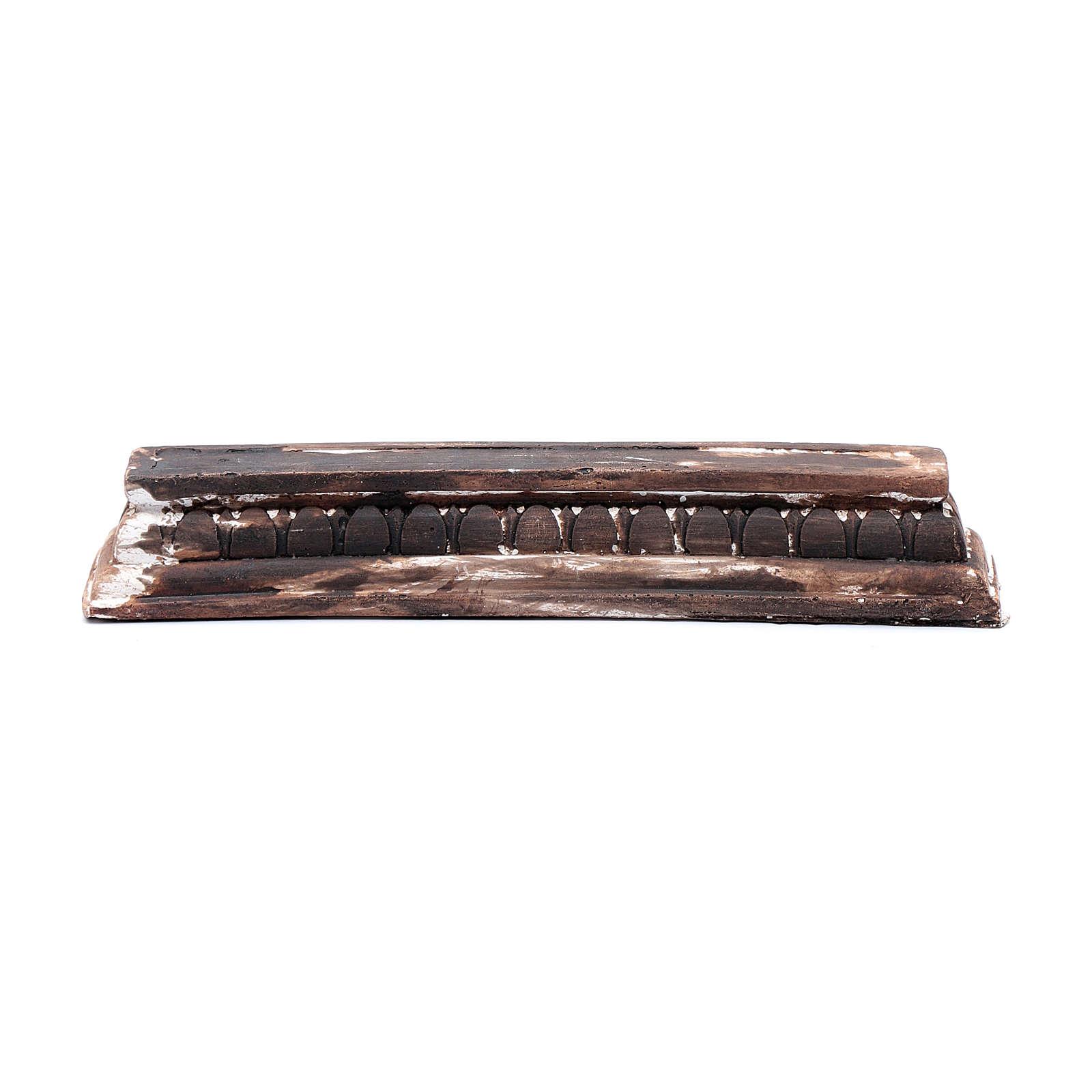 Travicello romano 2x20x5 cm 4
