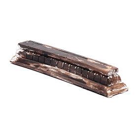 Travicello romano 2x20x5 cm s2