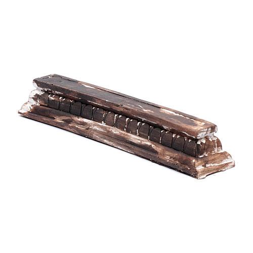 Travicello romano 2x20x5 cm 2