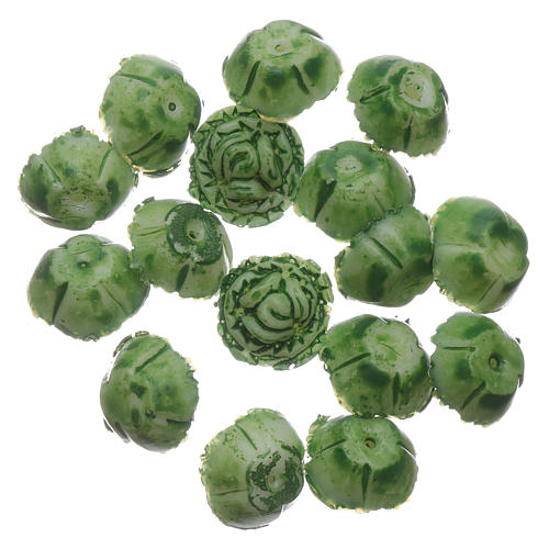 Cabbage 24 pieces for DIY Nativity Scene 1.5x1.5 cm 2