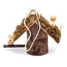 Birdhouse for nativity scene s2