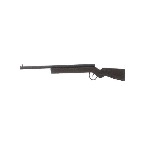 Fucile da caccia miniatura presepe lung. 10 cm 1