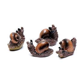 Snail Nativity real h 2.5 cm s2