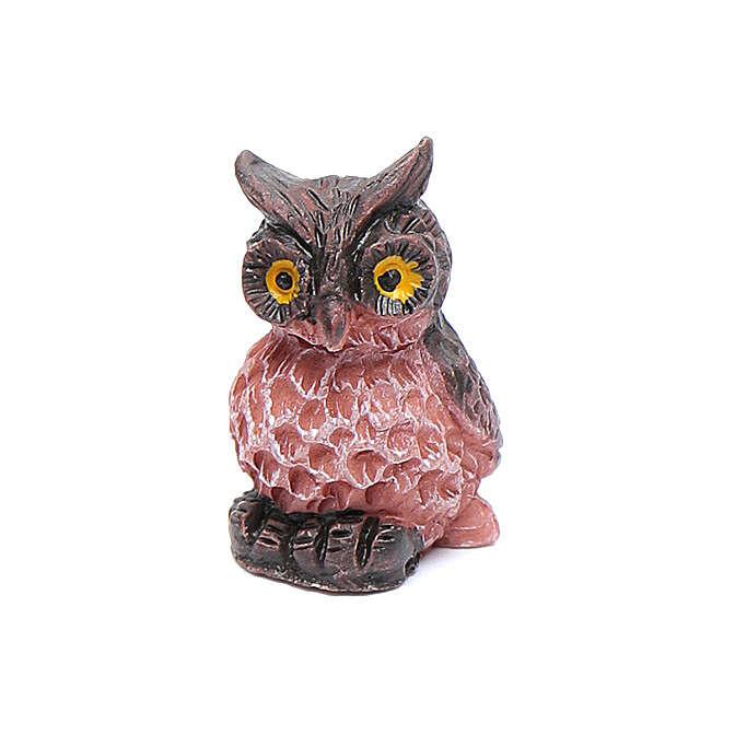 Nativity Owl real h 2 cm 3