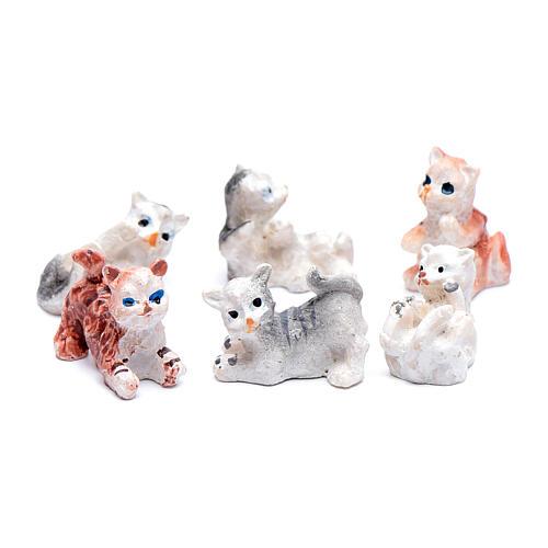 Cat for manger scene 2