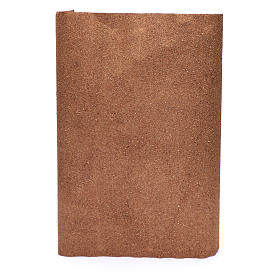 Rotolo carta marrone per presepe fai da te 50x70 cm s1