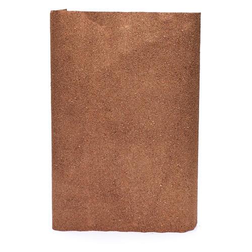 Rotolo carta marrone per presepe fai da te 50x70 cm 1