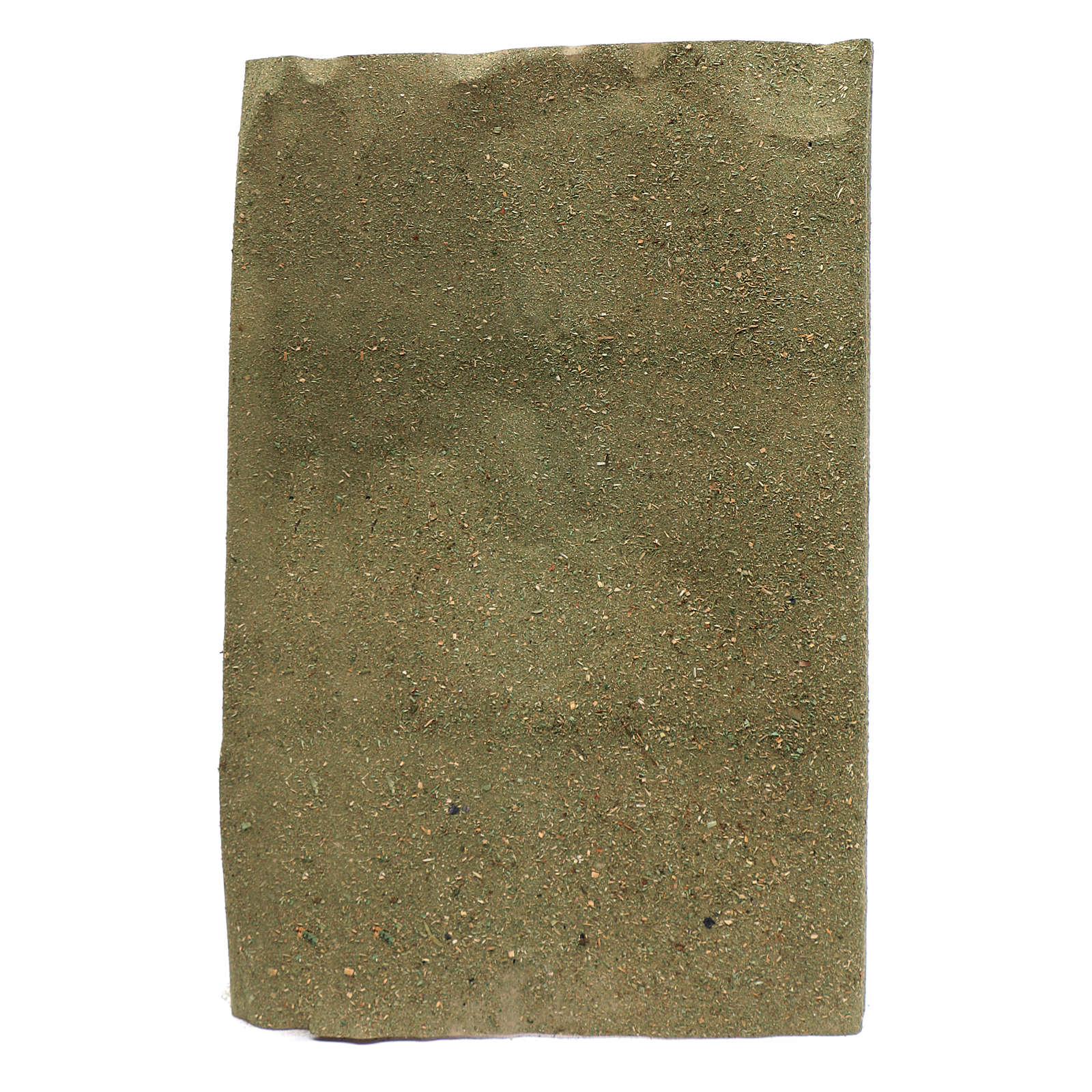 Papierbogen Rasen 50x70 cm für DIY-Krippe 4