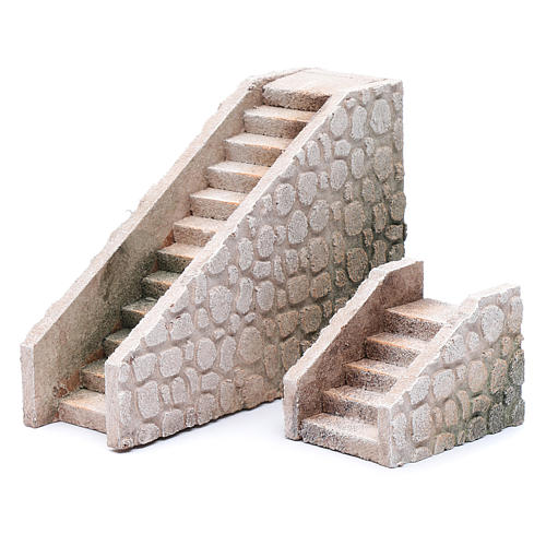 Cork terracotta stairs 2 pieces 2