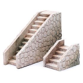 Escalera corcho set 2 piezas s2