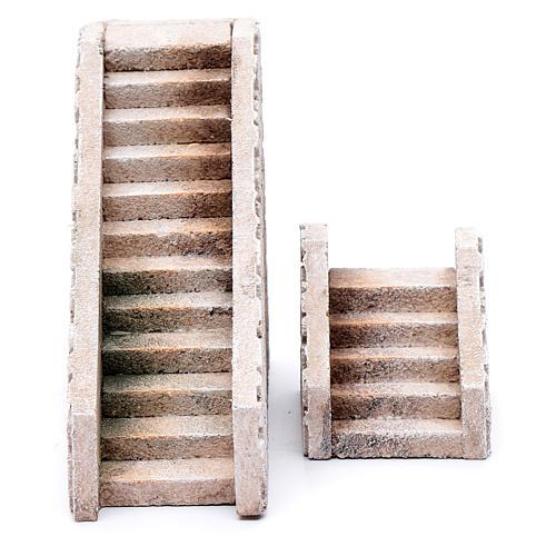 Escalera corcho set 2 piezas 1