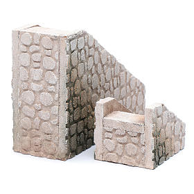 Cork terracotta stairs 2 pieces s3