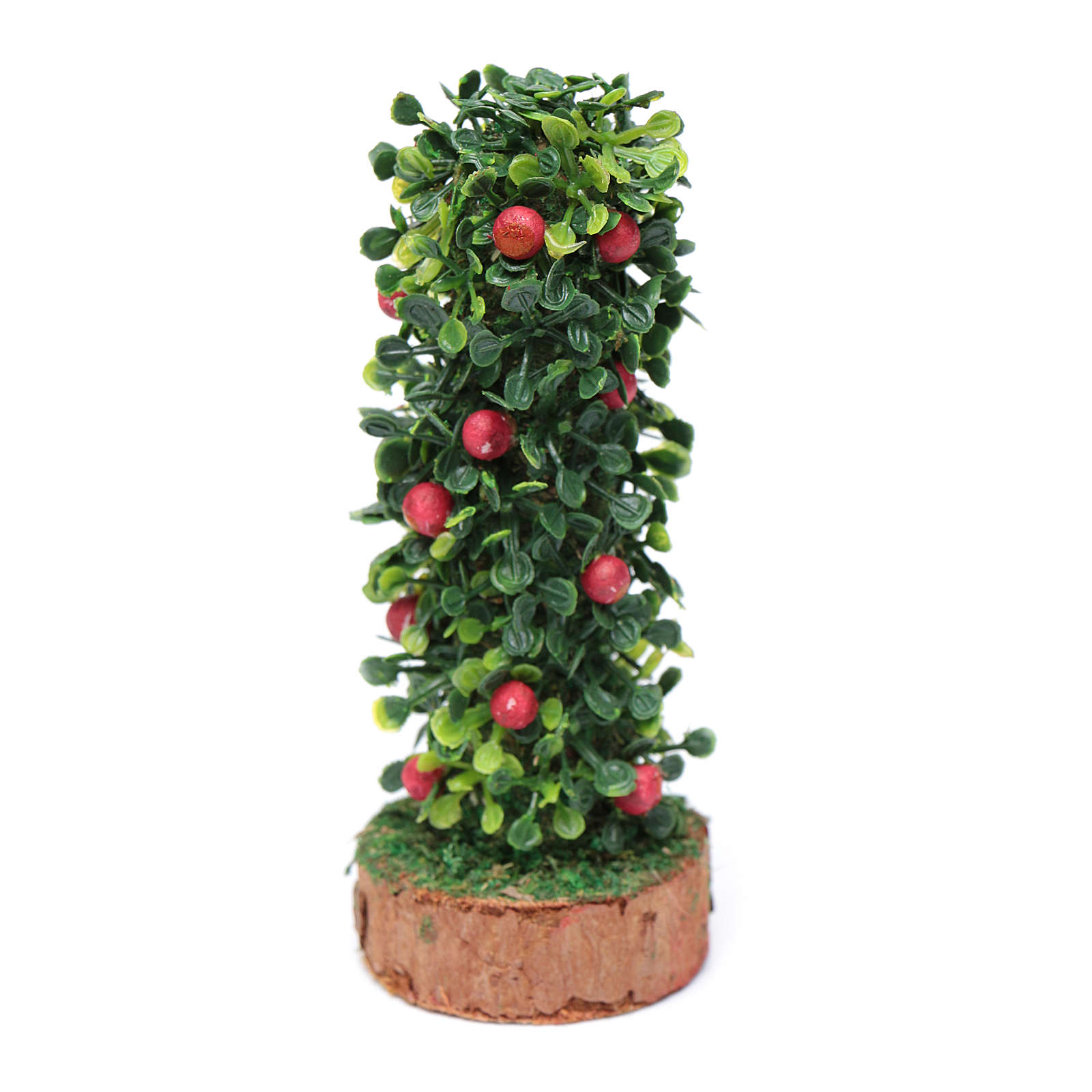 Siepe frutta presepe h reale 10 cm 4