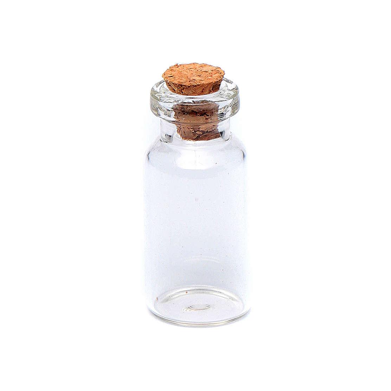 Crystal jar 2,5-4 cm for nativity scene 4